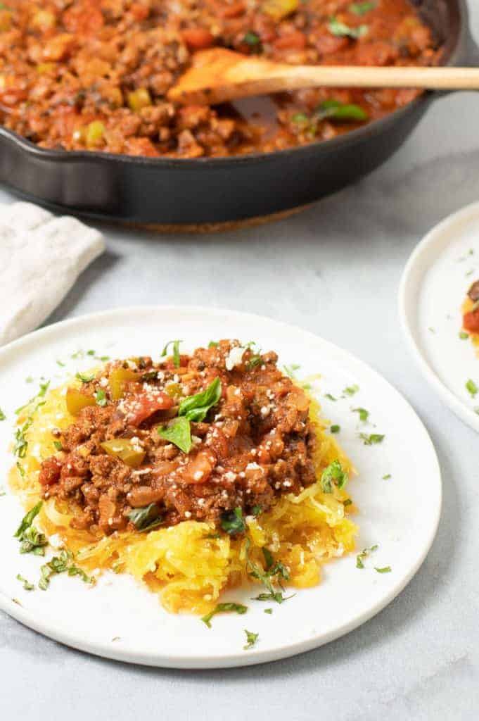 Ground Beef Skillet Easy Healthy Recipe Clean Delicious