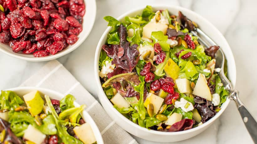 go-to holiday salad