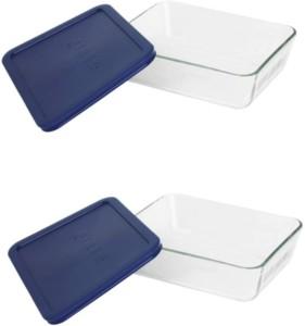 6-Cup Glass Storage